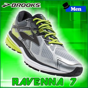 ランニングシューズ ブルックス BROOKS メンズ RAVENNA 7 (116) マラソン ジョギング brk-16ss|move