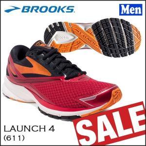 SALE メンズ ランニングシューズ ブルックス BROOKS メンズ LAUNCH 4 ローンチ  old-bks|move