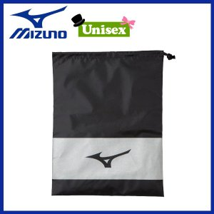 野球 シューズ袋 一般用 ミズノ MIZUNO ブラック|move