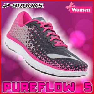 ランニングシューズ ブルックス BROOKS レディース PUREFLOW 5 (688) マラソン ジョギング brk-16ss|move