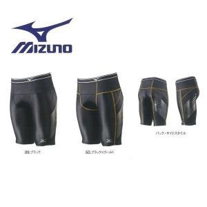 MIZUNO ミズノ 一般用 BGベースボールハーフタイツ 野球専用サポートタイツ|move