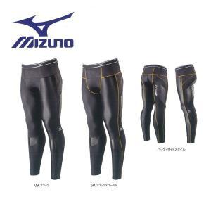 MIZUNO ミズノ 一般用 BGベースボールロングタイツ 野球専用サポートタイツ|move
