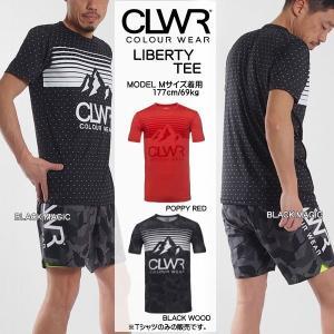 カラーウエア COLUR WEAR メンズ ランニングウエア Liberty Tee|move