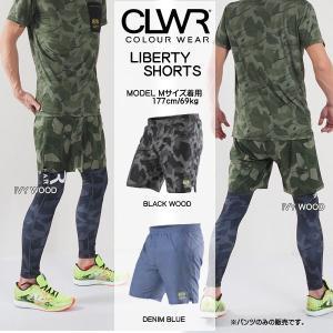 カラーウエア COLUR WEAR メンズ ランニングウエア Liberty Shorts|move