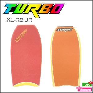 ボディボード キッズ ターボ TURBO XL-R8 ジュニア アクセレイト RED  CORE/FREEDOM6 BPP CORE ボディーボード BODYBOARD|move