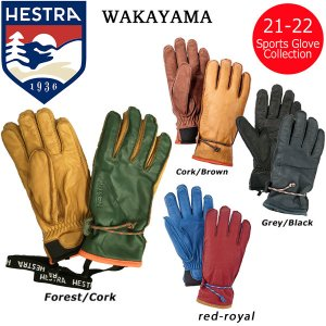 スノーボード スキー グローブ 18-19 HESTRA ヘストラ WAKAYAMA|move