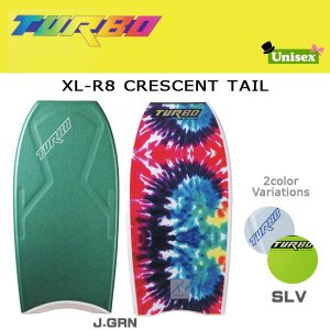 ボディボード ターボ TURBO XL-R8 CRESCENT TAIL MODEL FREEDOM6 1.9PCF BPP CORE ボディーボード BODYBOARD BB|move