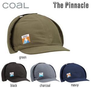スノーボード ビーニー 帽子 キャップ ニット帽  coal 【コール】 PINNACLE CAP<br>|move