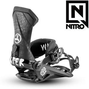 スノーボード ビンディング バインディング 18-19 NITRO ナイトロ TEAMチーム move