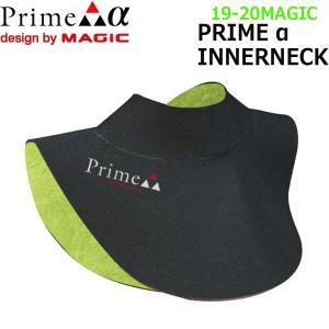 18-19MAGIC(マジック) PRIMEα INNERNECK インナーネック 日本製|move