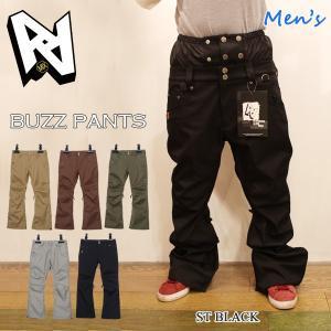 スノーボード ウエア ウェアー パンツ メンズ 18-19 AA HARDWEAR ダブルエー BUZZ PANTS バズパンツ|move