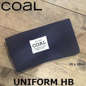 帽子 ビーニー 18-19 COAL コール UNIFORM HB ユニフォームヘッドバンド あすつく|move