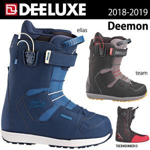 スノーボード ブーツ 靴 18/19 DEELUXE ディーラックス DEEMON TF ディーモン move