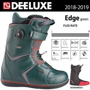 スノーボード ブーツ 靴 18-19 DEELUXE ディーラックス EDGE TF エッジ|move
