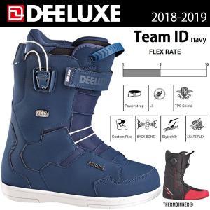 スノーボード ブーツ 靴 18-19 DEELUXE ディーラックス ID TEAM TF アイディーチーム|move