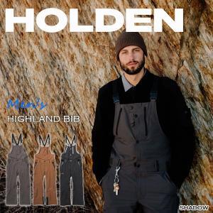 スノーボード ウエア ウェアー メンズ 18-19 HOLDEN ホールデン M'S HIGHLAND BIB ハイランドビブ move