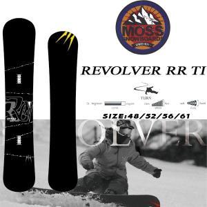 スノーボード 板 セミハンマー メタル カービング 18-19 MOSS モス REVOLVER RR TI リボルバーダブルアールティーアイ|move