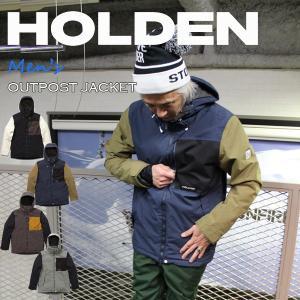 スノーボード ウエア ウェアー メンズ 18-19 HOLDEN ホールデン M'S OUTPOST JACKET アウトポスト|move