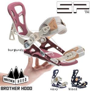 スノーボード ビンディング バインディング リヤエントリー 18-19 SP BINDING エスピー BROTHERHOOD ブラザーフッド move
