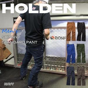 スノーボード ウエア ウェアー メンズ 18-19 HOLDEN ホールデン M'S SKINNY STANDARD PANT スキニースタンダード|move