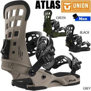 スノーボード バインディング ビンディング 18-19 UNION ユニオン ATLAS アトラス|move