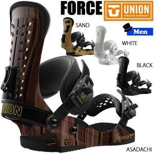 スノーボード バインディング ビンディング 18/19 UNION ユニオン FORCE フォース|move