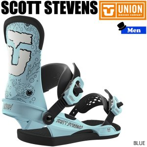 スノーボード バインディング ビンディング 18/19 UNION ユニオン SCOTT STEVENS スコットスティーブンス|move