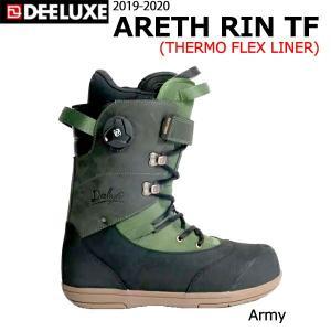 スノーボード ブーツ 靴 19-20 DEELUXE ディーラックス ARETH RIN TF リン...