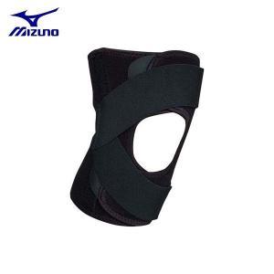 野球 MIZUNO ミズノ アクティブガード 膝用サポーター(右用)(男女兼用)|move