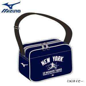 野球 MIZUNO ミズノ MLBライセンス商品 MODEL2014田中将大 記念 ミニバッグ|move