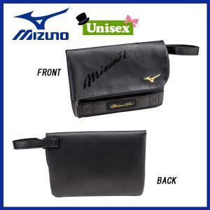野球 バッグ クラッチバッグ 一般用 ミズノ MIZUNO ミズノプロ ブラック L30×W3×H21|move