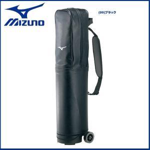 野球 MIZUNO ミズノ バットケース キャスター付き -10本入れ-|move