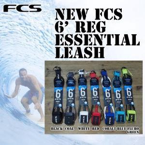 NEW FCS 6' REG ESSENTIAL LEASH リーシュコード レギュラー ショート用 move
