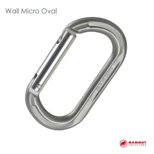 MAMMUT(マムート) Wall Micro Oval  ウォールマイクロオーバル《MAMMUT_2016SS》  P10   last_od ラスト1品のみ move