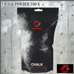 マムート MAMMUT Chalk Powder 100 g カラー:9001 (p15)|move