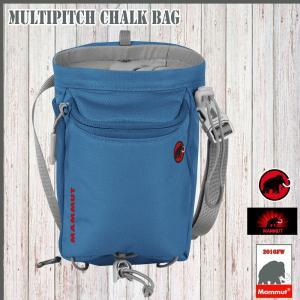 マムート MAMMUT Multipitch Chalk Bag カラー:5611 (p15)|move