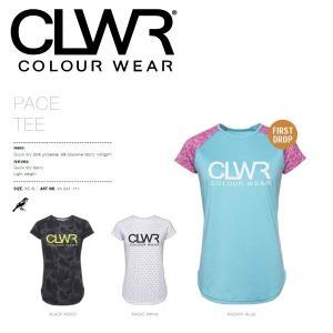 カラーウエア COLUR WEAR レディース Pace Tee|move