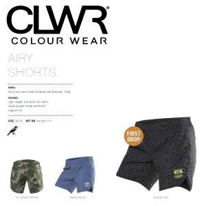 カラーウエア COLUR WEAR レディース Airy Shorts|move
