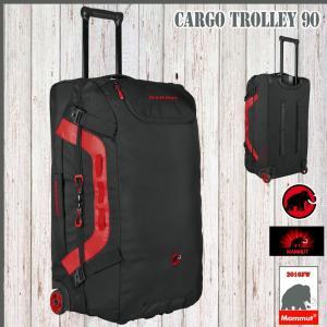 マムート(MAMMUT) Cargo Trolley 90 カラー:0001 90L (MAMMUT_2018FW)|move
