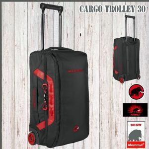 マムート(MAMMUT) Cargo Trolley 30 カラー:0001 30L (MAMMUT_2018FW)|move