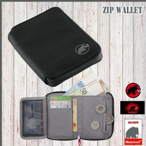 マムート MAMMUT Zip Wallet カラー:0001(p15)|move