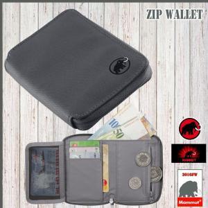 マムート MAMMUT Zip Wallet カラー:0213(p15)|move