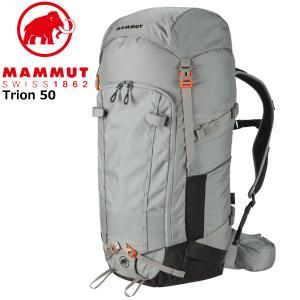 マムート トリオン50 カラー:00087/granit-black MAMMUT Trion 50...