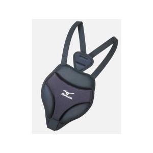 野球 MIZUNO ミズノ 胸部保護パット 身長155cm以上175cm未満用 2yb-101|move
