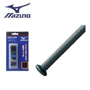 野球  MIZUNO【ミズノ】バット用グリップテープ ポリウレタン ブラック|move