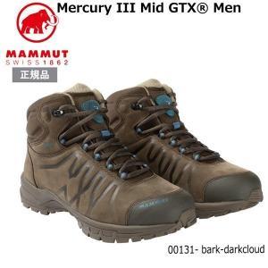 MAMMUT Mercury 3 Mid GTX Menカラー:00131 マムートマーキュリー3 ...