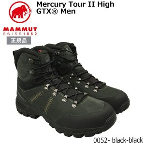 MAMMUT Mercury Tour 2 High GTX Menカラー:0052 マムートマーキ...