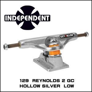 INDEPENDENT インディペンデント STAGE11 129 レイノルズ2 GC HOLLOW LOW 1個 スケートボード トラック|move
