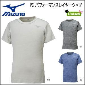 スポーツウェア TEE MIZUNO(ミズノ) PG パフォーマンスレイヤーシャツ|move