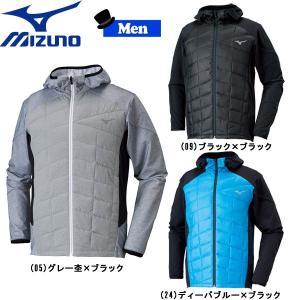 トレーニング スポーツウェア ジャケット メンズ ミズノ MIZUNO クロスティック テックフィルシャツ(薄手)|move